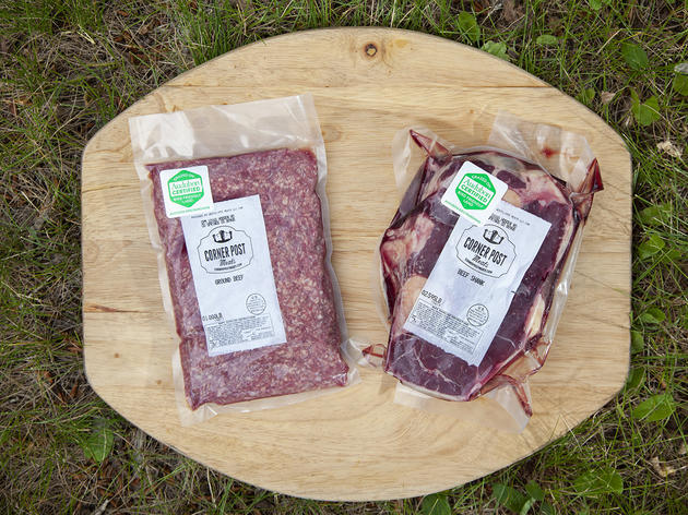 Where to Buy Beef from Audubon-Certified Lands