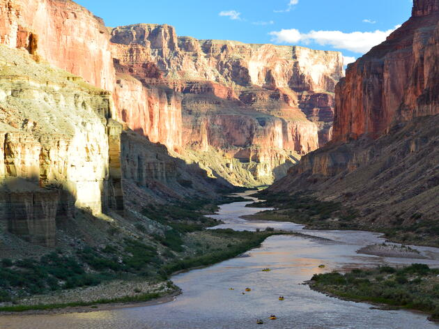Grand Prize - Grand Canyon Rafting Trip