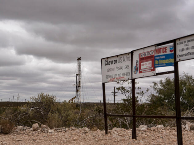 Despite a Pledge to Ban It, Oil and Gas Permitting Is Up Under Biden