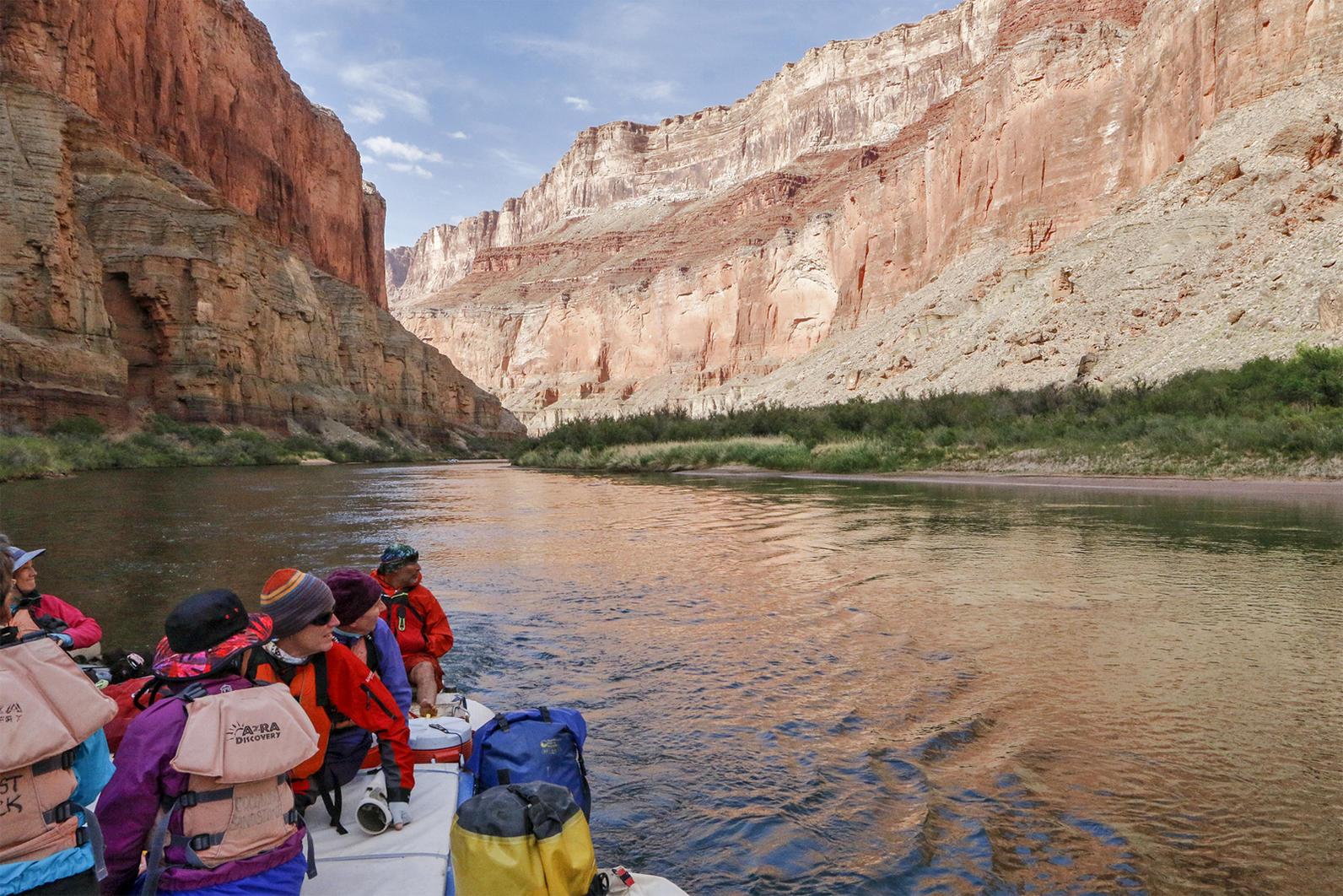 Audubon Rockies Colorado River Grand Canyon rafting