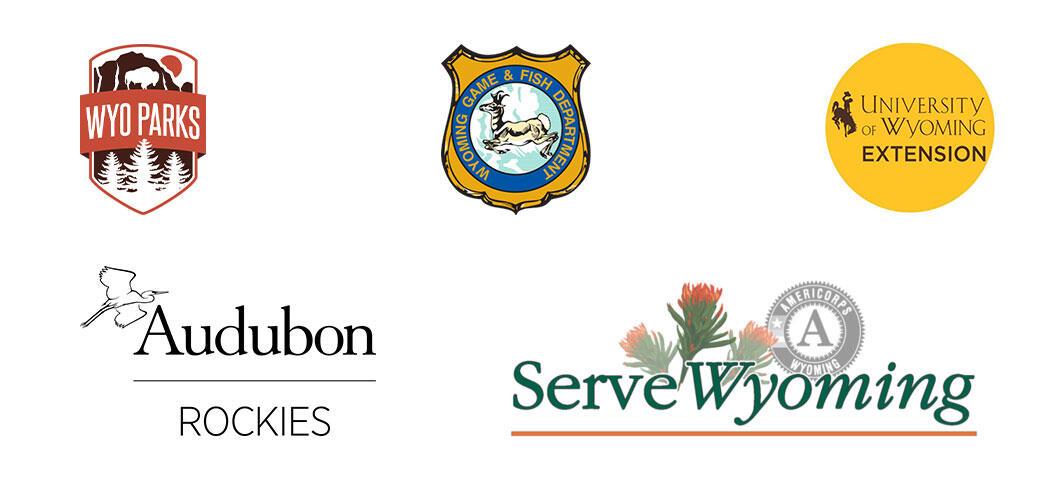 Comiplation of partners' logos.
