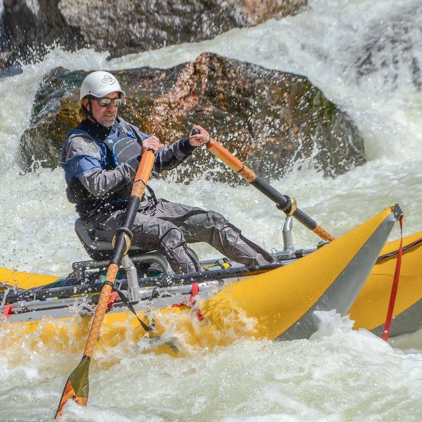 Audubon Rockies river rafting