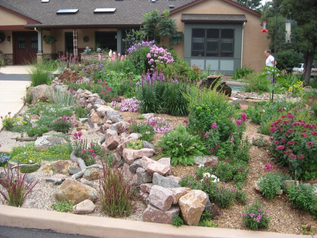 Habitat Hero Awards: Residential Gardens, Part II ... on Rocks For Backyard  id=36833