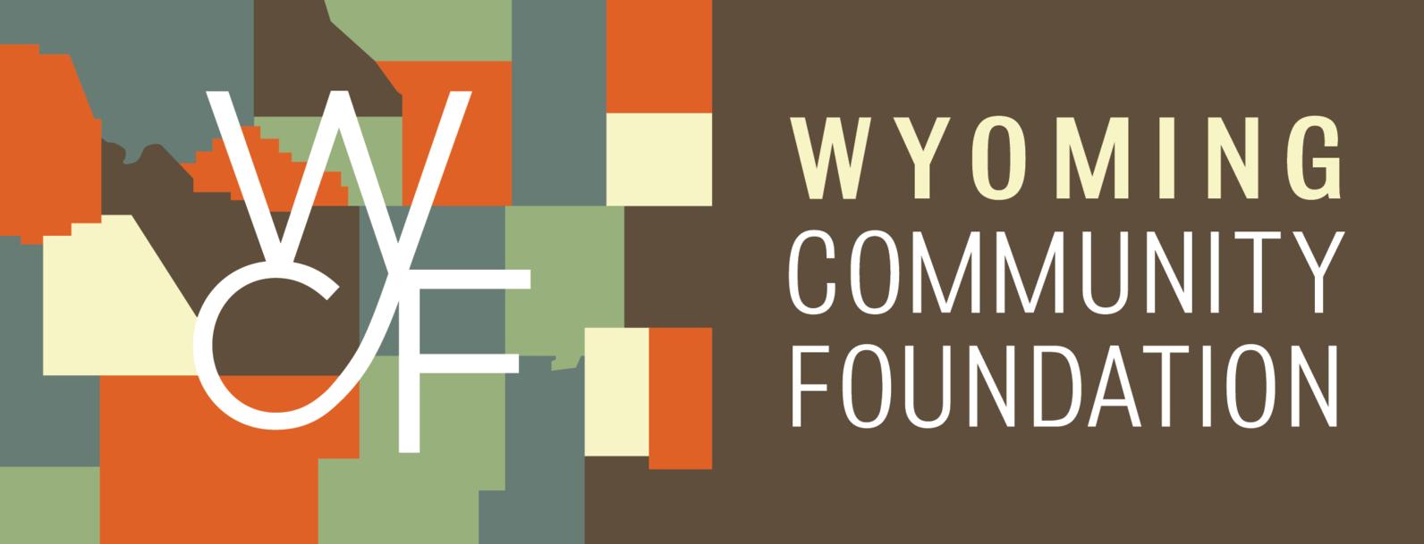 Wyoming Community Foundation logo.