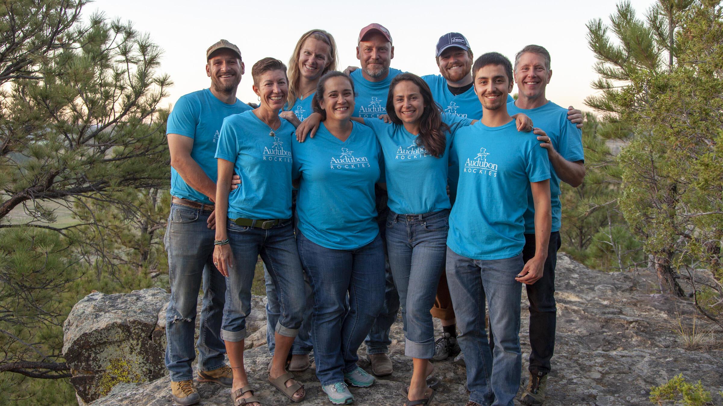 Audubon Rockies Staff