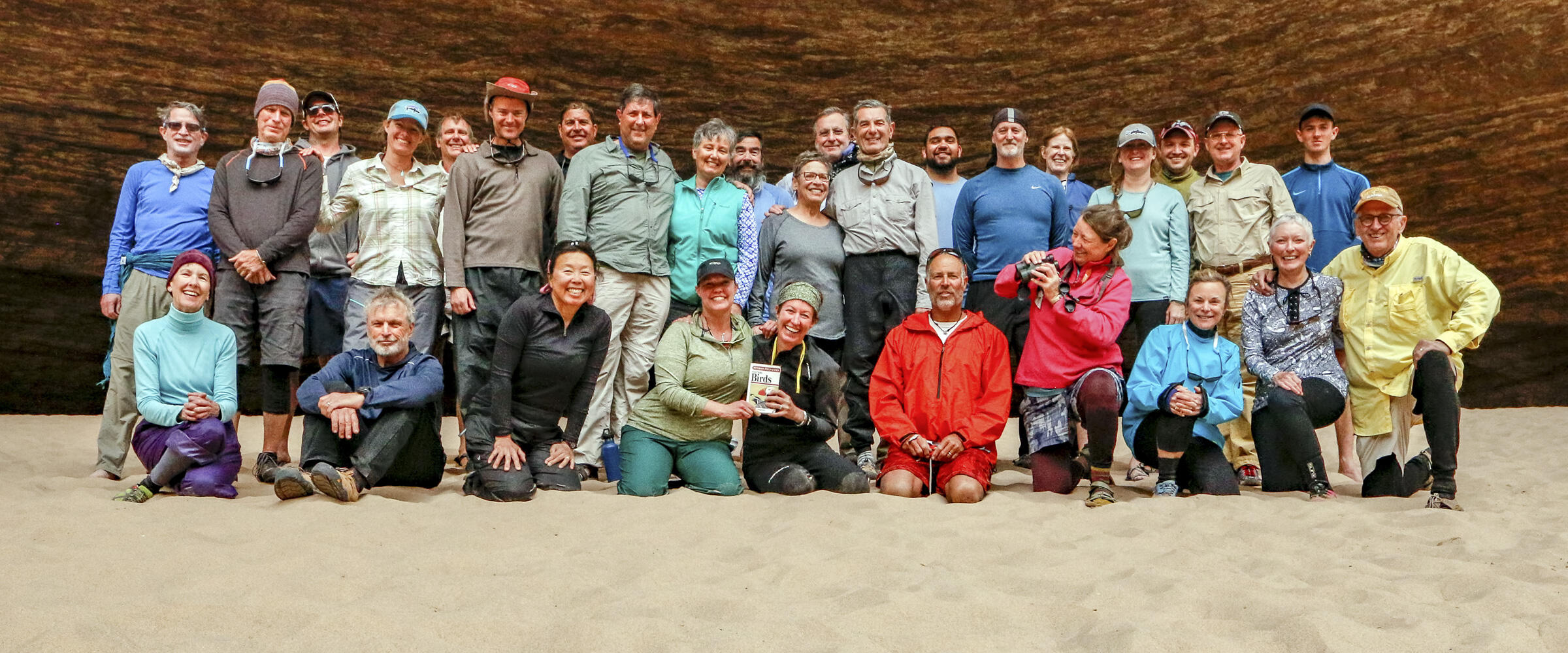 Grand Canyon participants