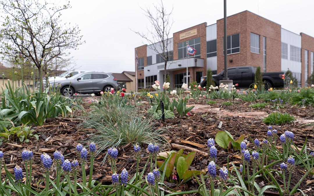 Habitat Hero Garden Unveiled in Cheyenne